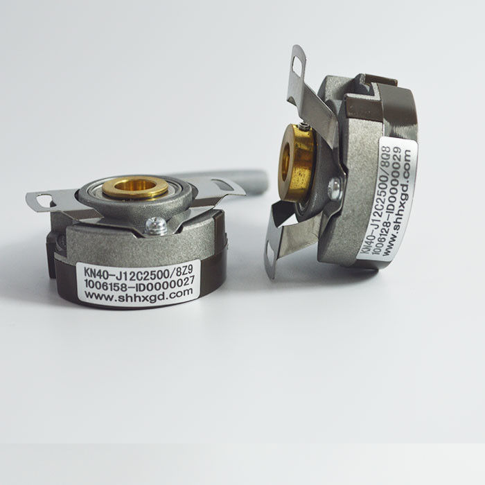 20000ppr High Resolution Rotary Encoder Push Pull Output Complementary Signal Output KN40