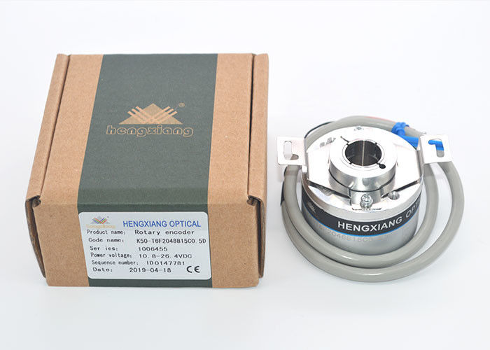 23040 Pulse High Resolution Rotary Encoder IP65 For Train Closing Device